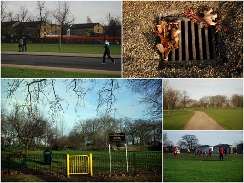 Saturday in Islington2